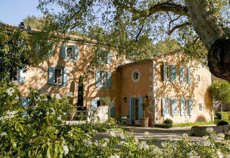 19. Baumanière Les Baux de Provence