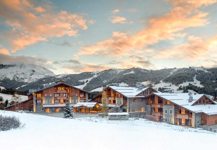 20. Four Seasons Hotel Megève, Haute-Savoie