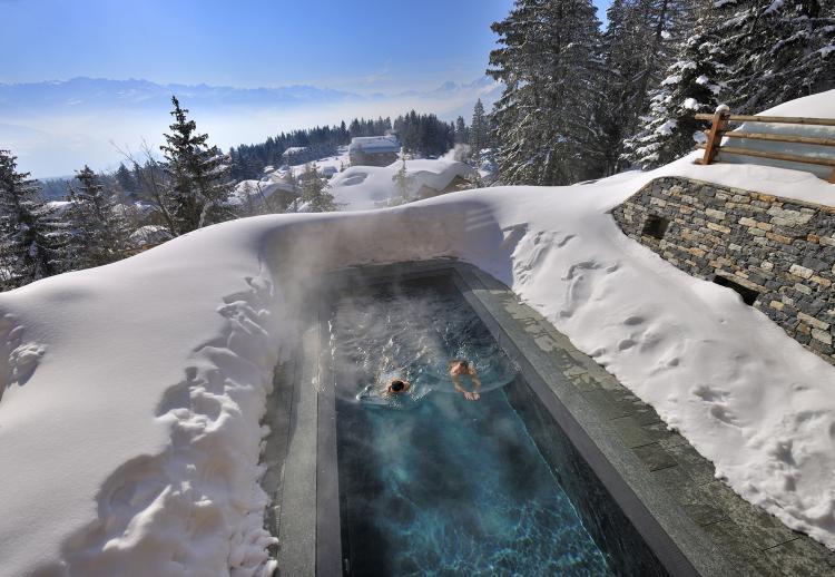27. LeCrans Hotel & Spa, Crans-Montana, Suisse