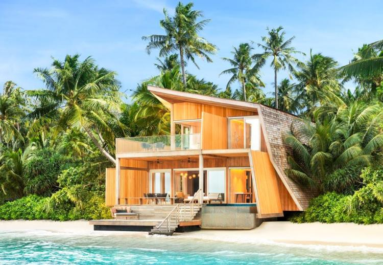 13. The St. Regis Maldives Vommuli Resort
