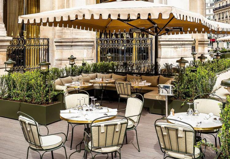 5. Coco au Palais Garnier : le nouveau jardin de l'Opéra
