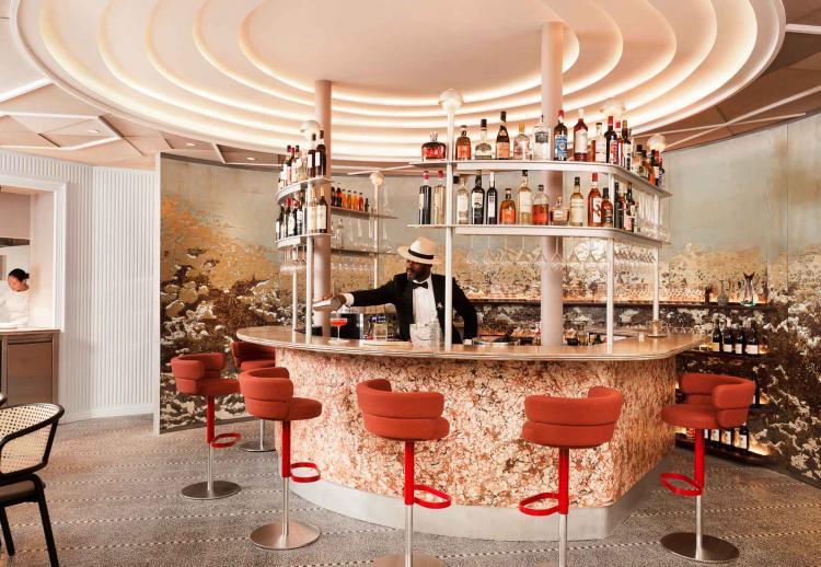 20. Astair (Paris 2ème) : brasserie chic et choc passage des Panoramas