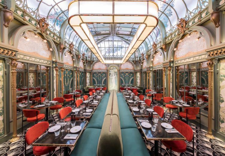 8. Beefbar Paris (Paris 8ème) : l'antre chic des carnivores pointus