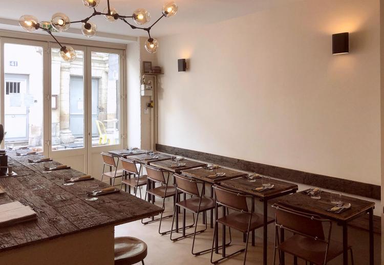 5. Chinaski (Paris 5) : coffee-shop le jour, bistrot canon le soir