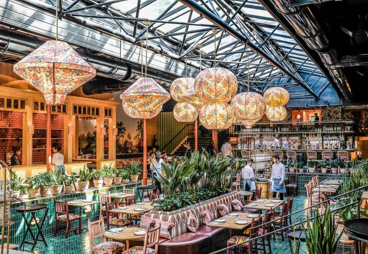 6. La Gare (Paris 16) : le restaurant world food de Gastón Acurio à la Muette