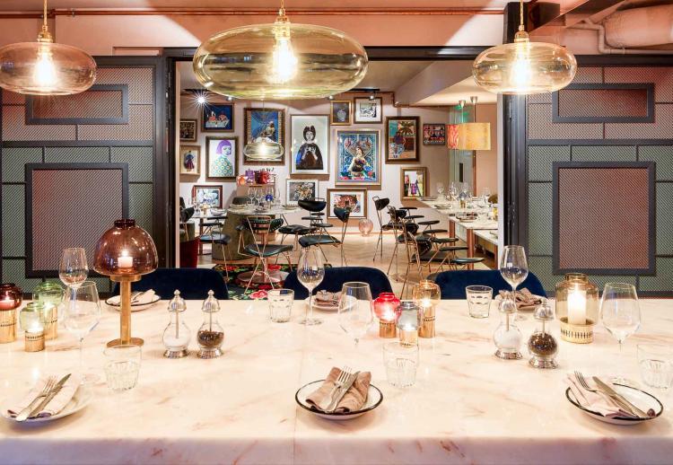 9. NENI Paris (Paris 10ème ) : la table israélienne dans le coup du 25hours Hotel