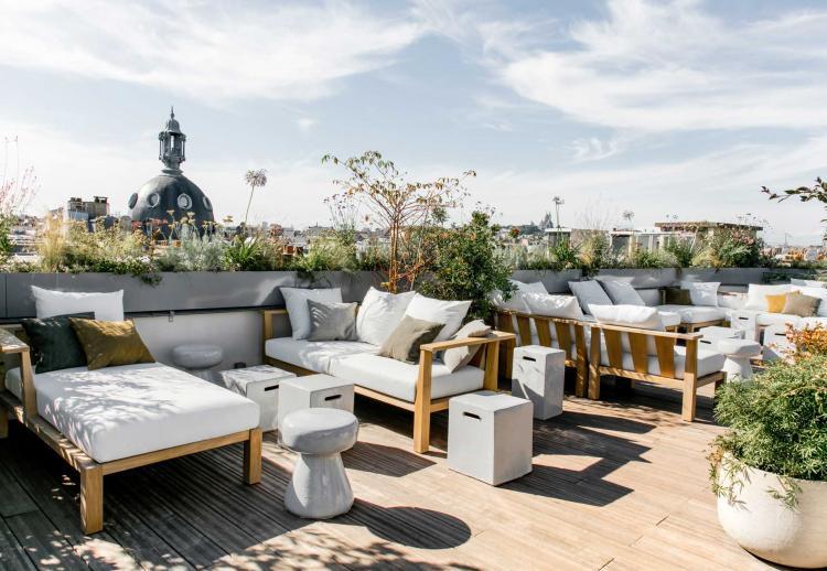 6. National on the Top : sur le toit de l'Hôtel National Des Arts et Métiers