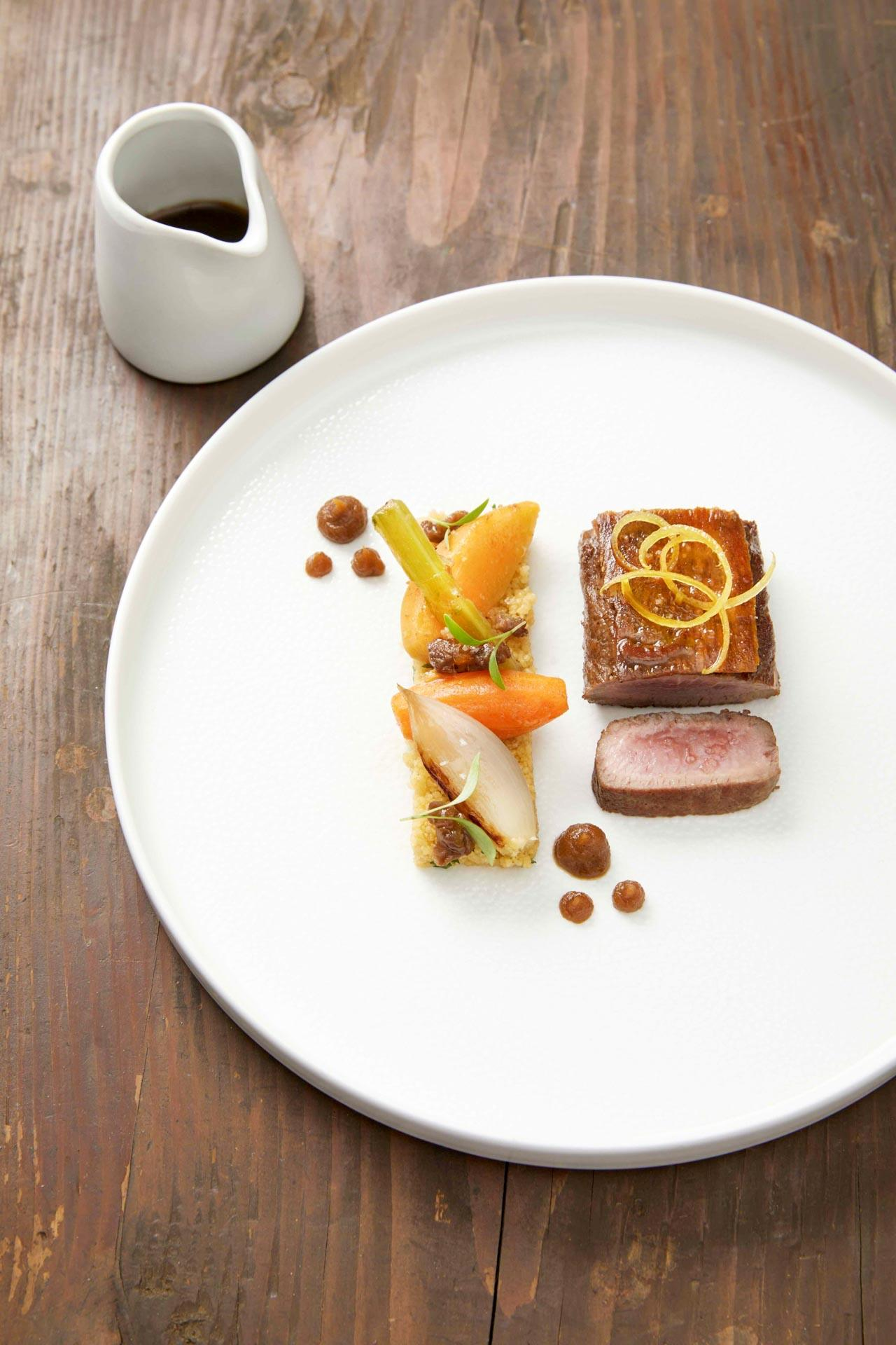 Les Plaisirs Gourmands © Lucas Muller
