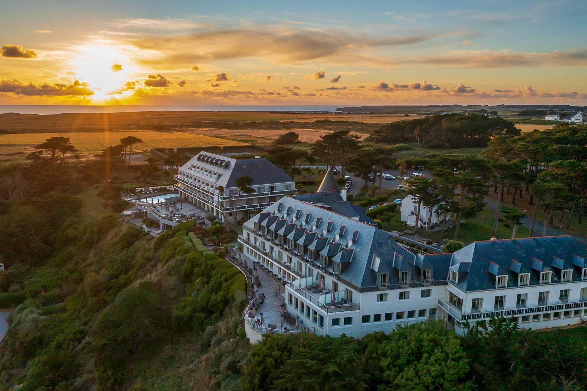 Castel Clara à Belle-Île-en-Mer© Marco Strullu