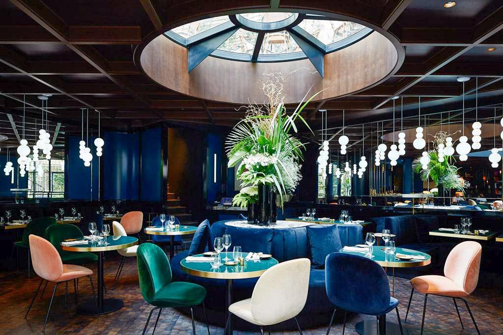 Roch Hotel & Spa—restaurant © Roch Hotels & Spa