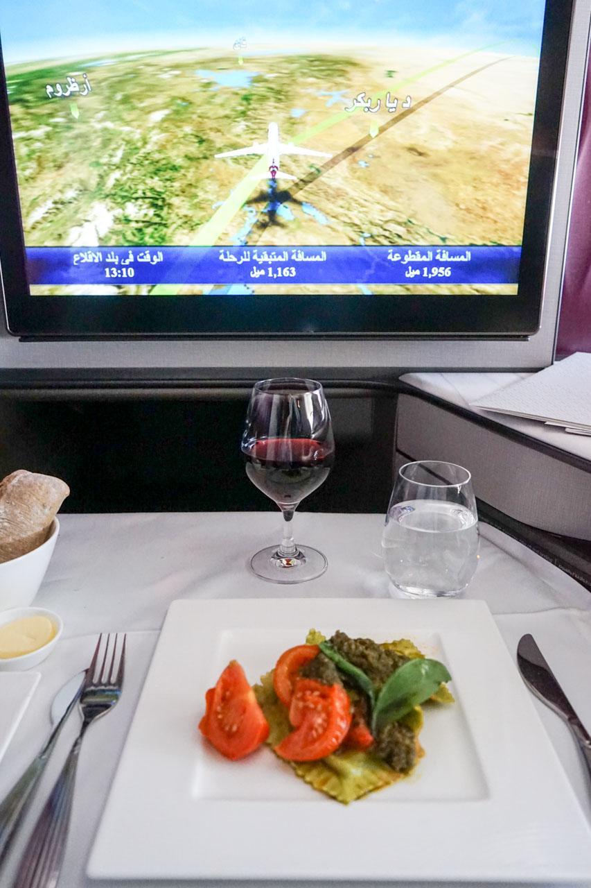 Qatar Airways On A Teste Qsuite Le Siege De La Meilleure