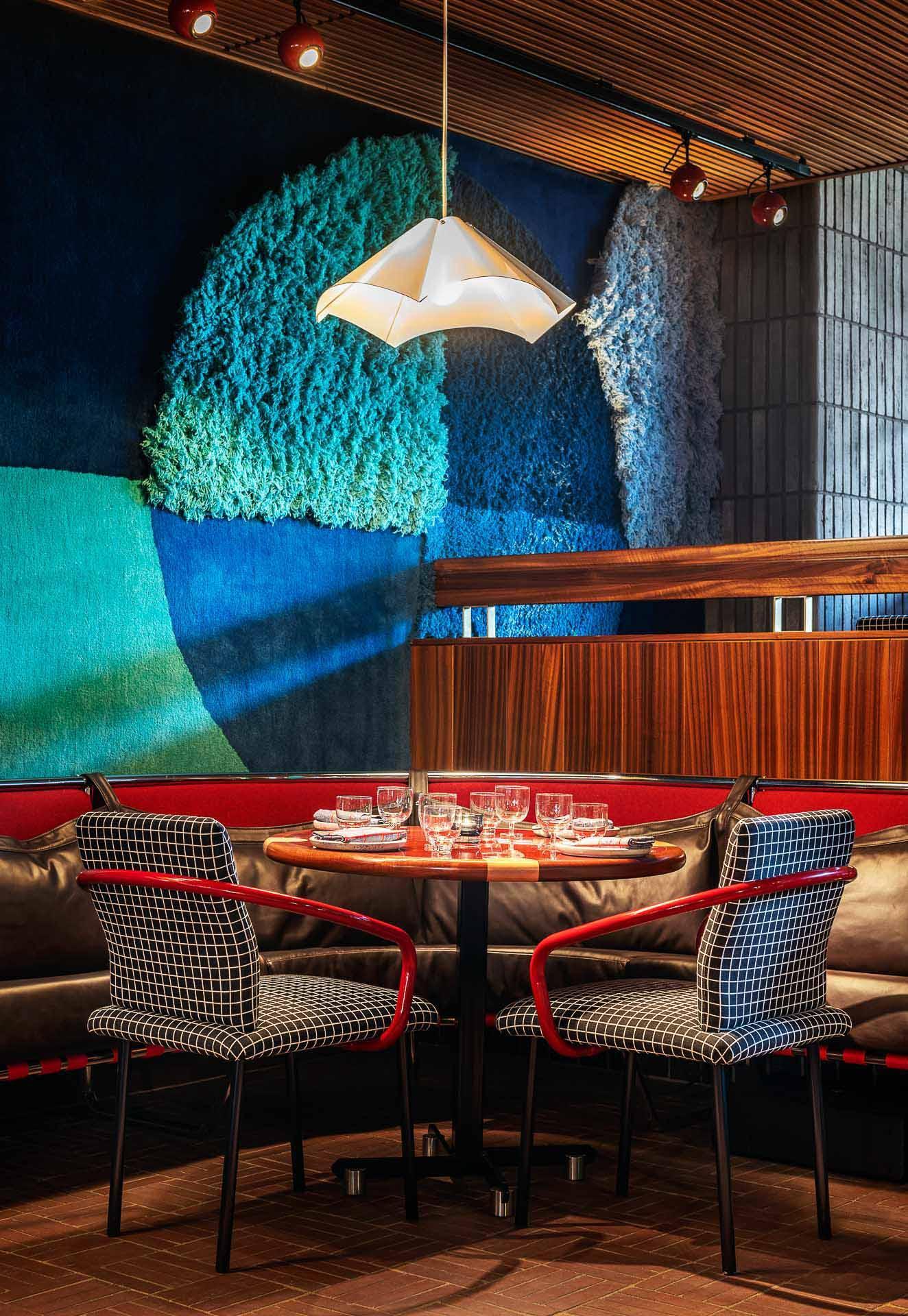 Le restaurant ISLA à The Standard © The Standard
