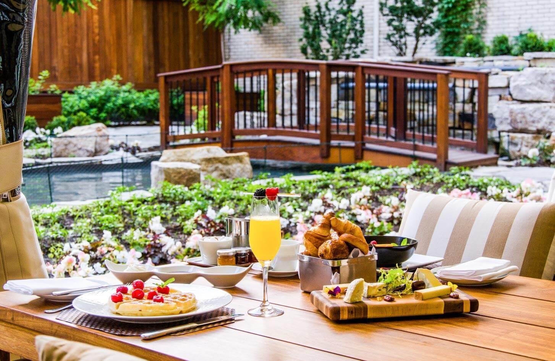 Maison Boulud au Ritz-Carlton Montréal © DR