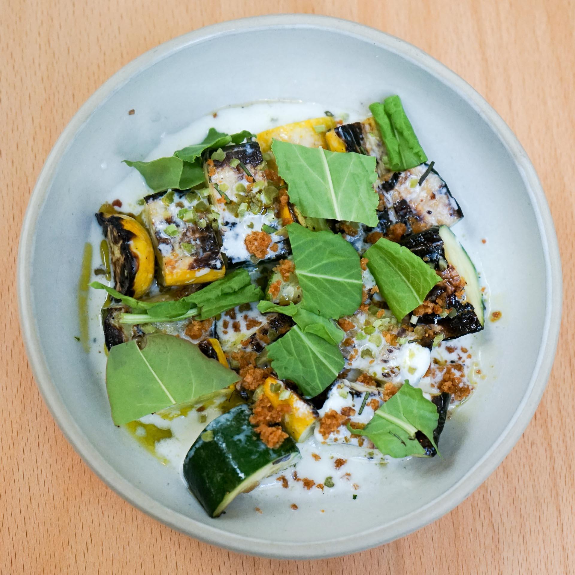 Les assiettes parfaitement exécutées du restaurant Prado. © YONDER