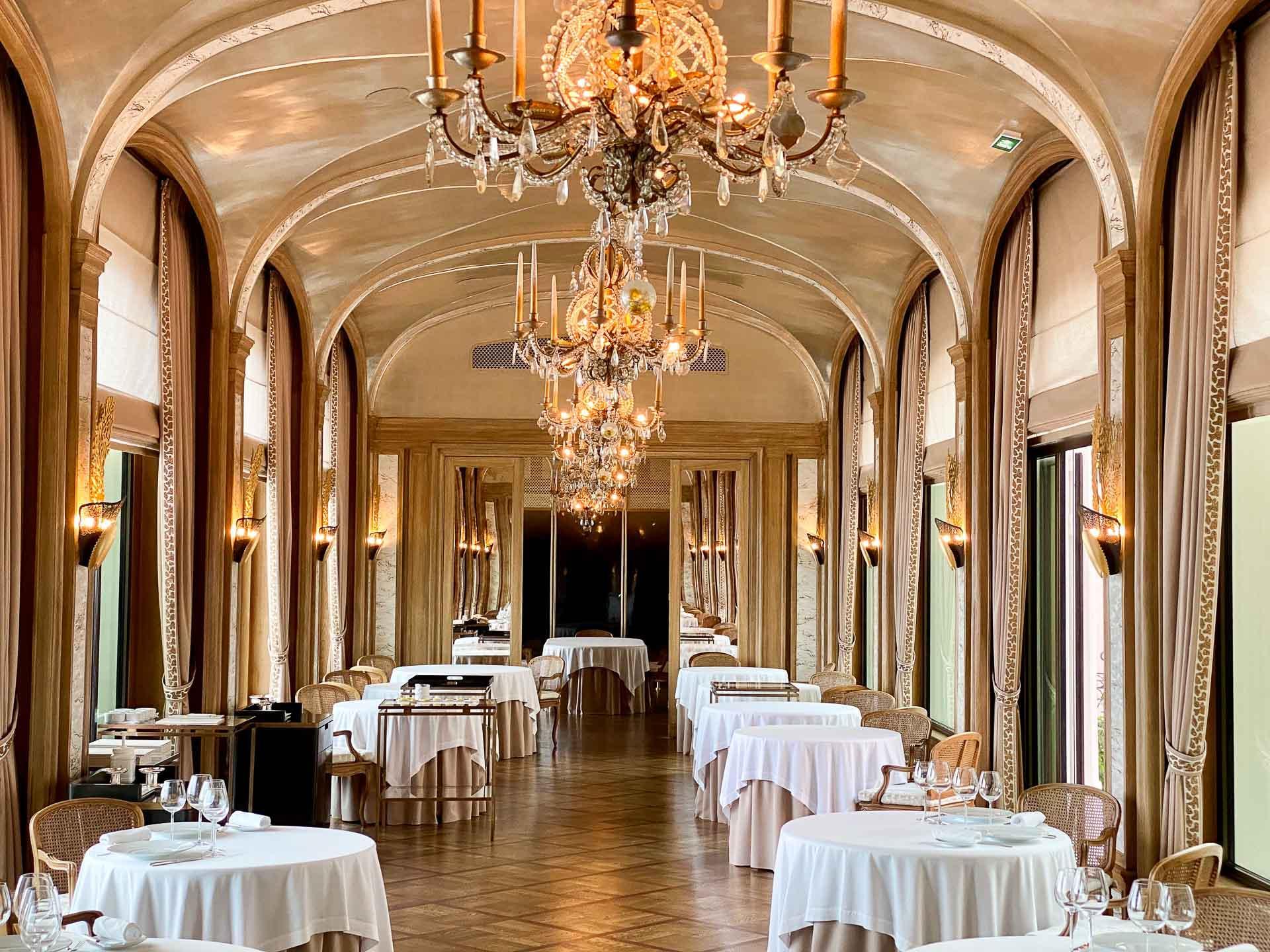 Le restaurant des rois © Emmanuel Laveran
