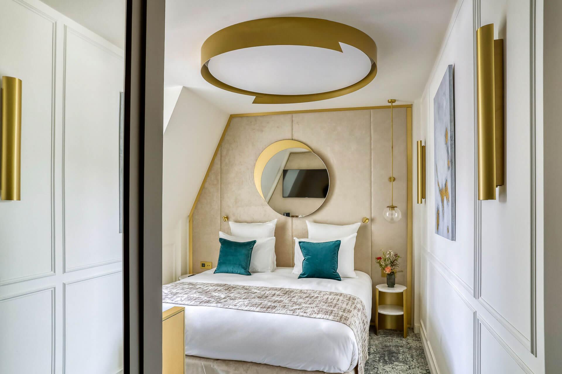 Chambre Supérieure au Maison Albar Hotels Le Vendome© Meero