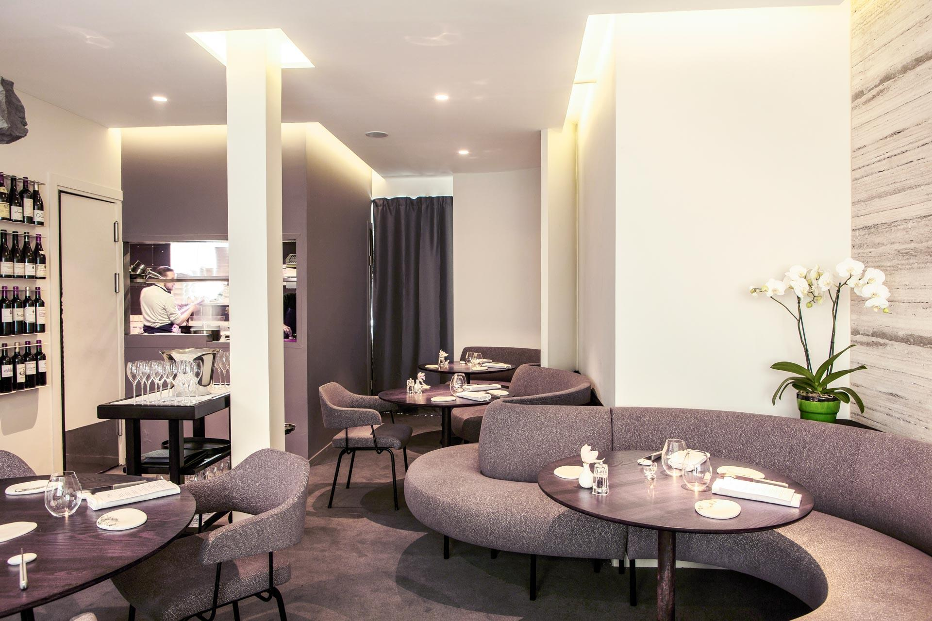 Paris on a test le restaurant alan geaam table - Restaurant la salle a manger marcq en baroeul ...