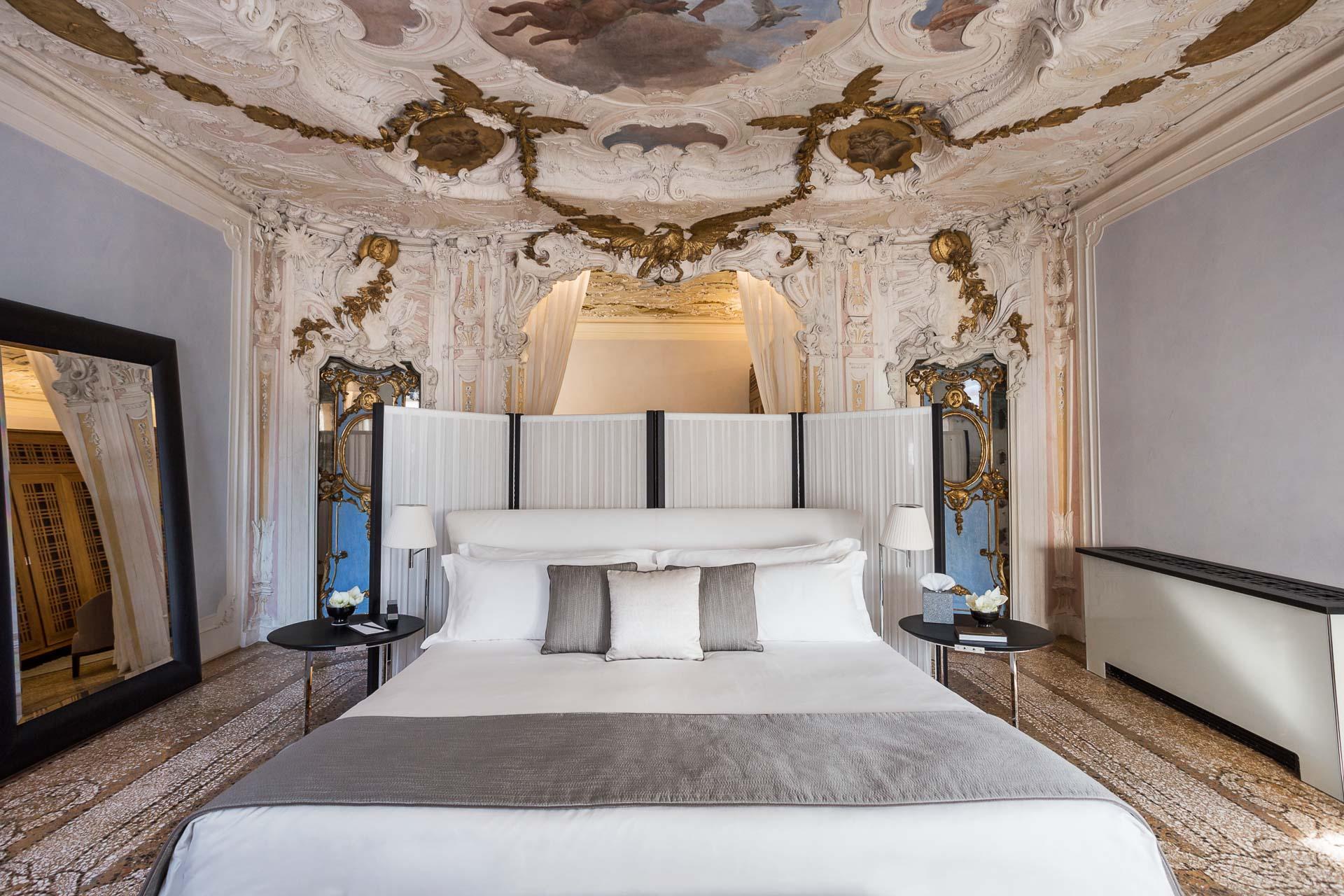 Aman Venice  Suite Tiepolo © Aman