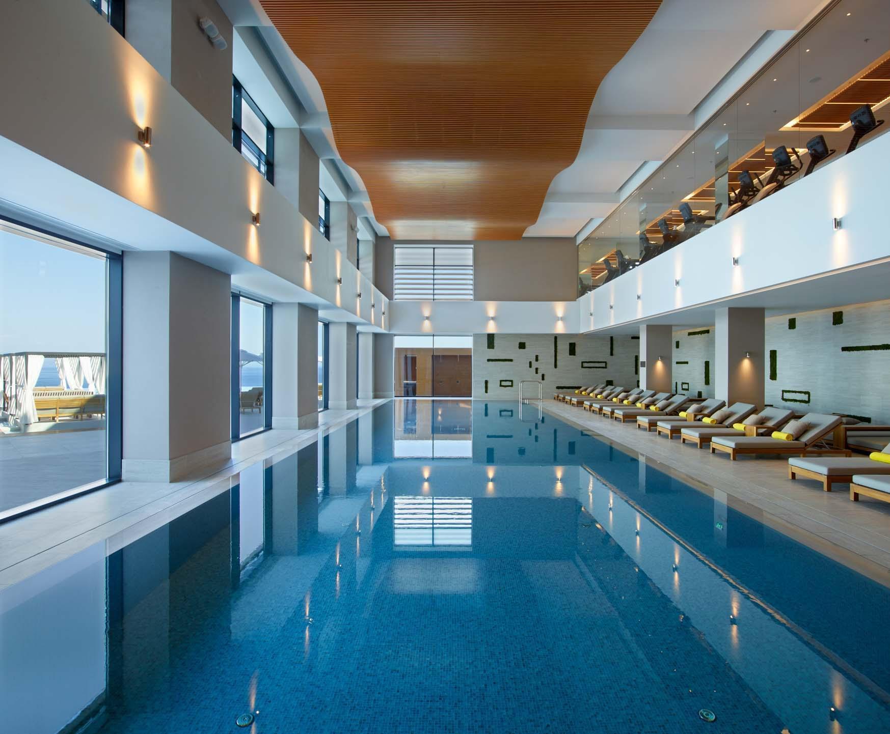 La piscine du spa © Angsana