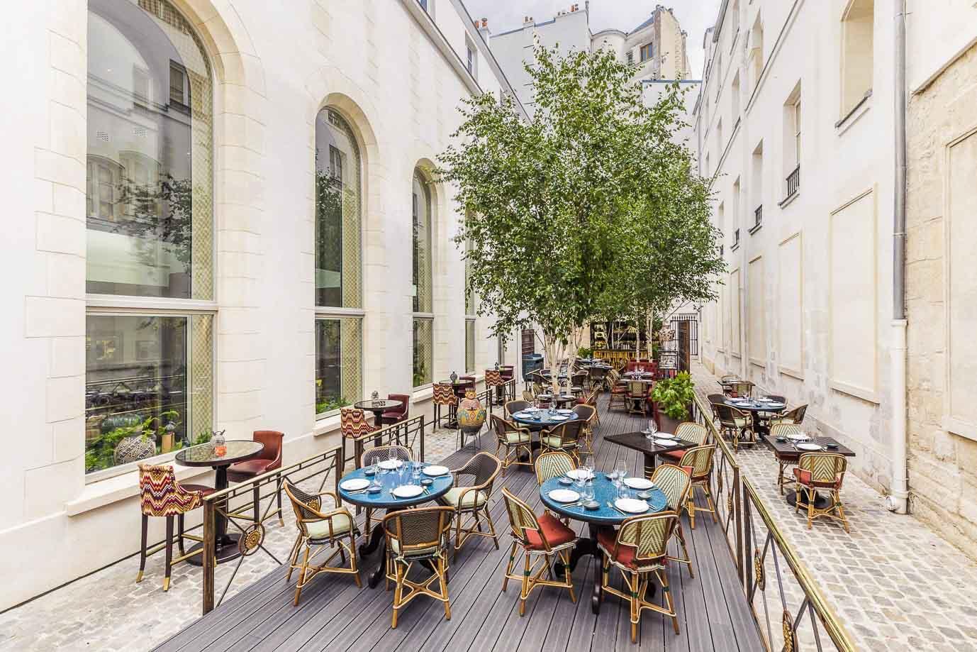 COYA Paris - Le Jardin © DR