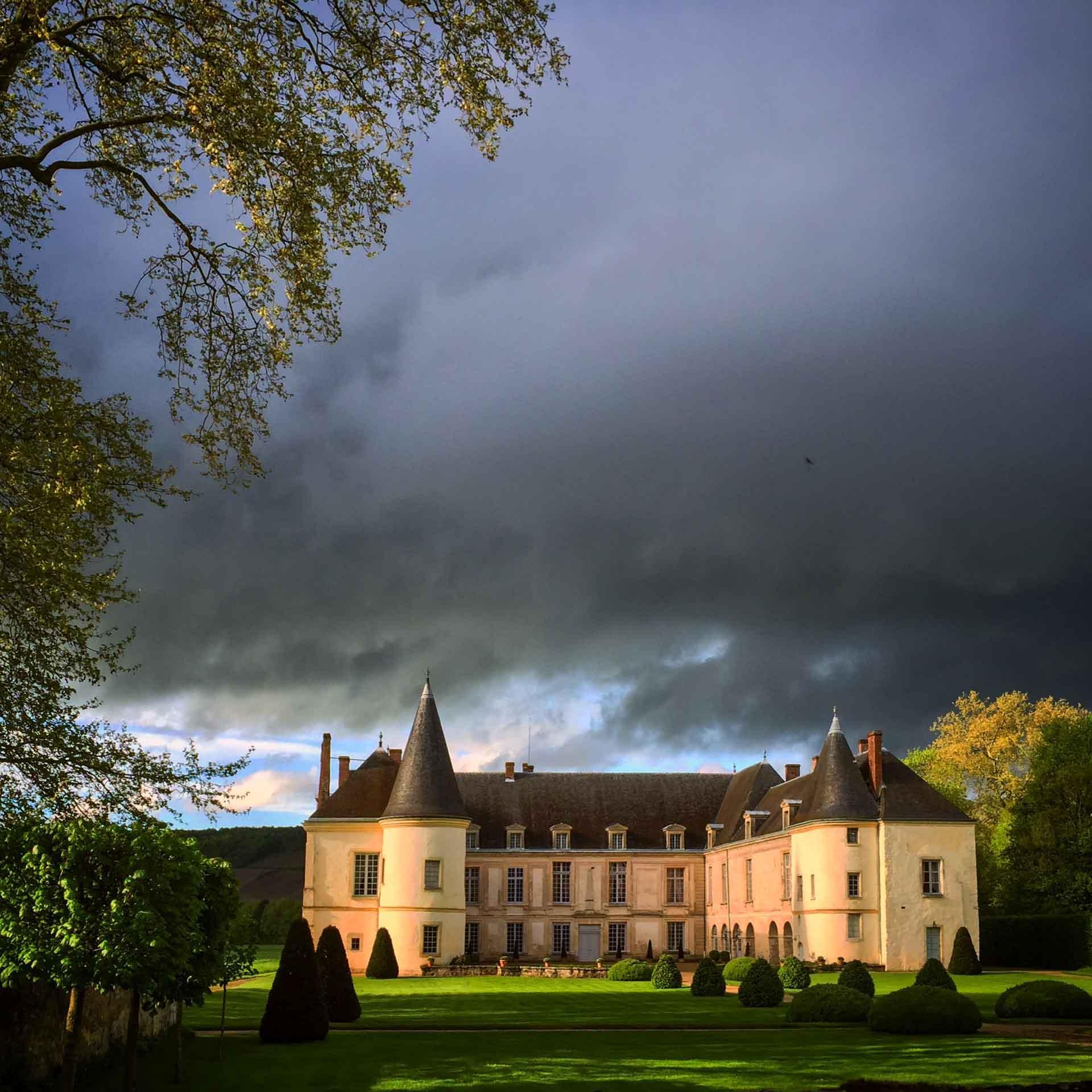 Château de Condé © Aymeri de Rochefort