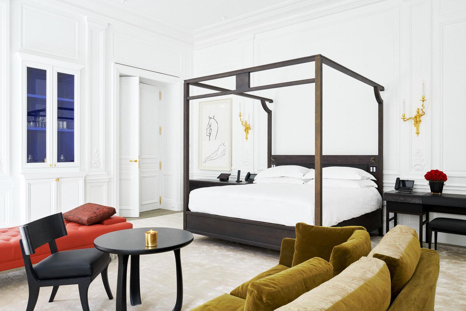 © Hôtel Costes Castiglione
