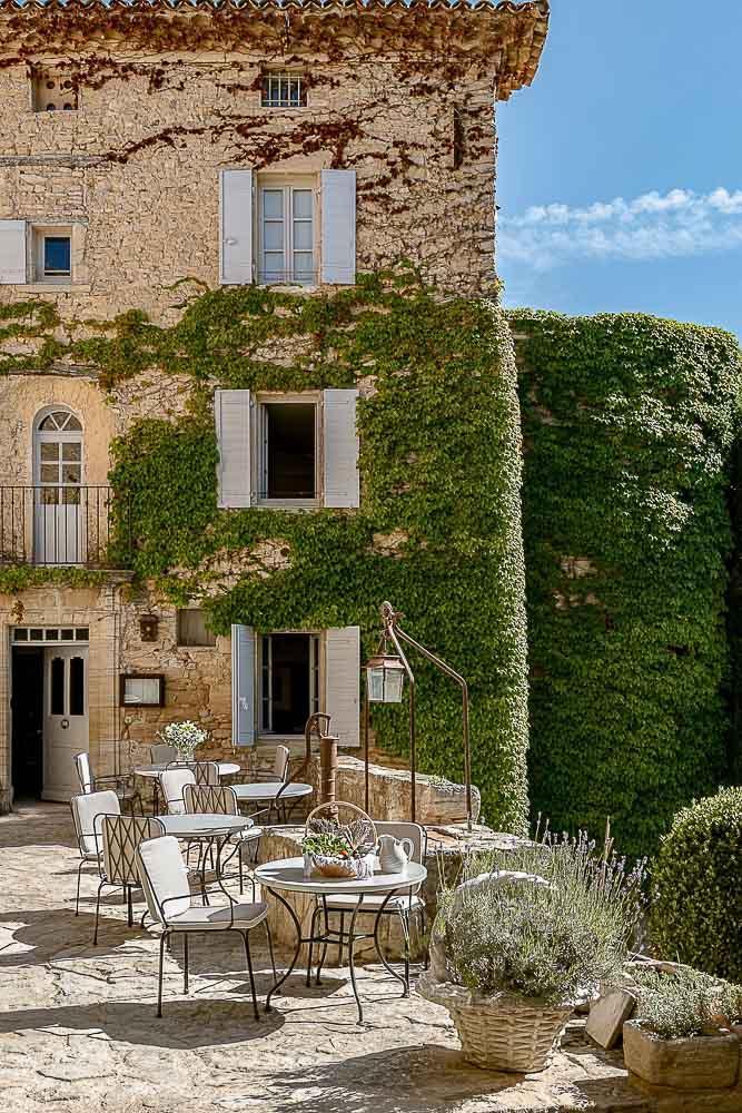 Hôtel Crillon le Brave © Matthieu Salvaing