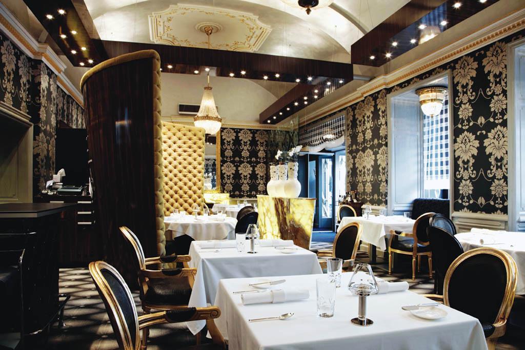 Intérieur de l'Onyx Restaurant | © Onyx Restaurant