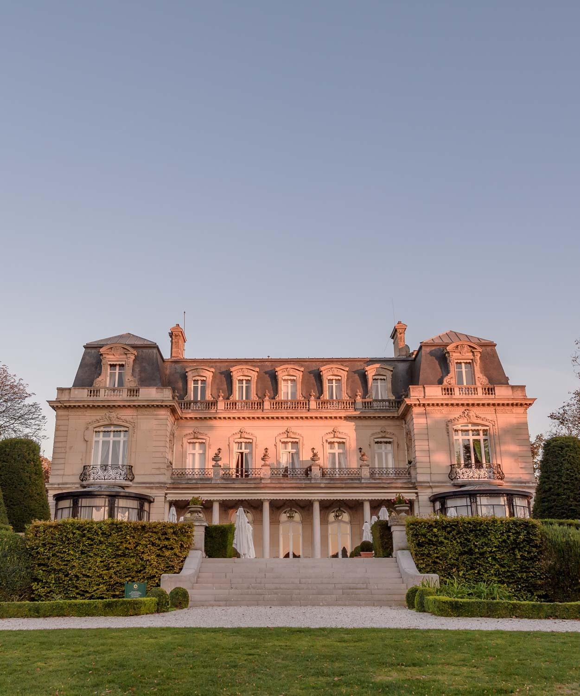 Domaine Les Crayères © Jean-Baptiste Delerue