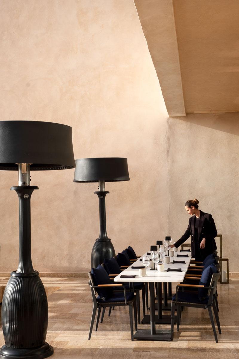 Fairmont Taghazout Bay – Restaurant © Jean-François Guggenheim