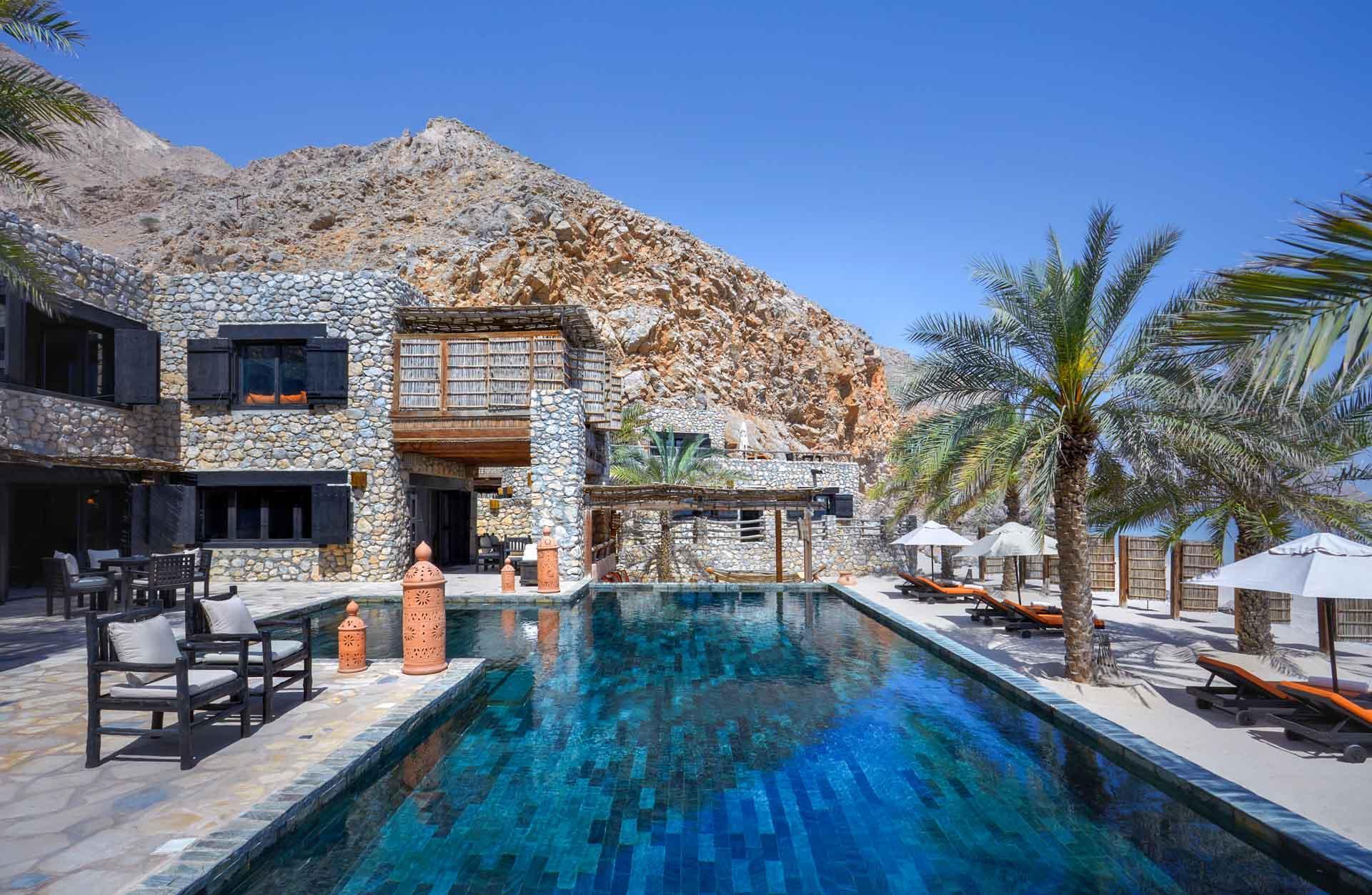 Villa 4 chambres sur la plage © Six Senses Zighy Bay - John Athimaritis