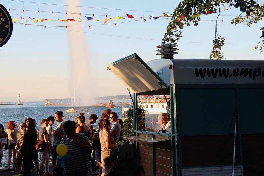 Geneva Street Food Festival © DR