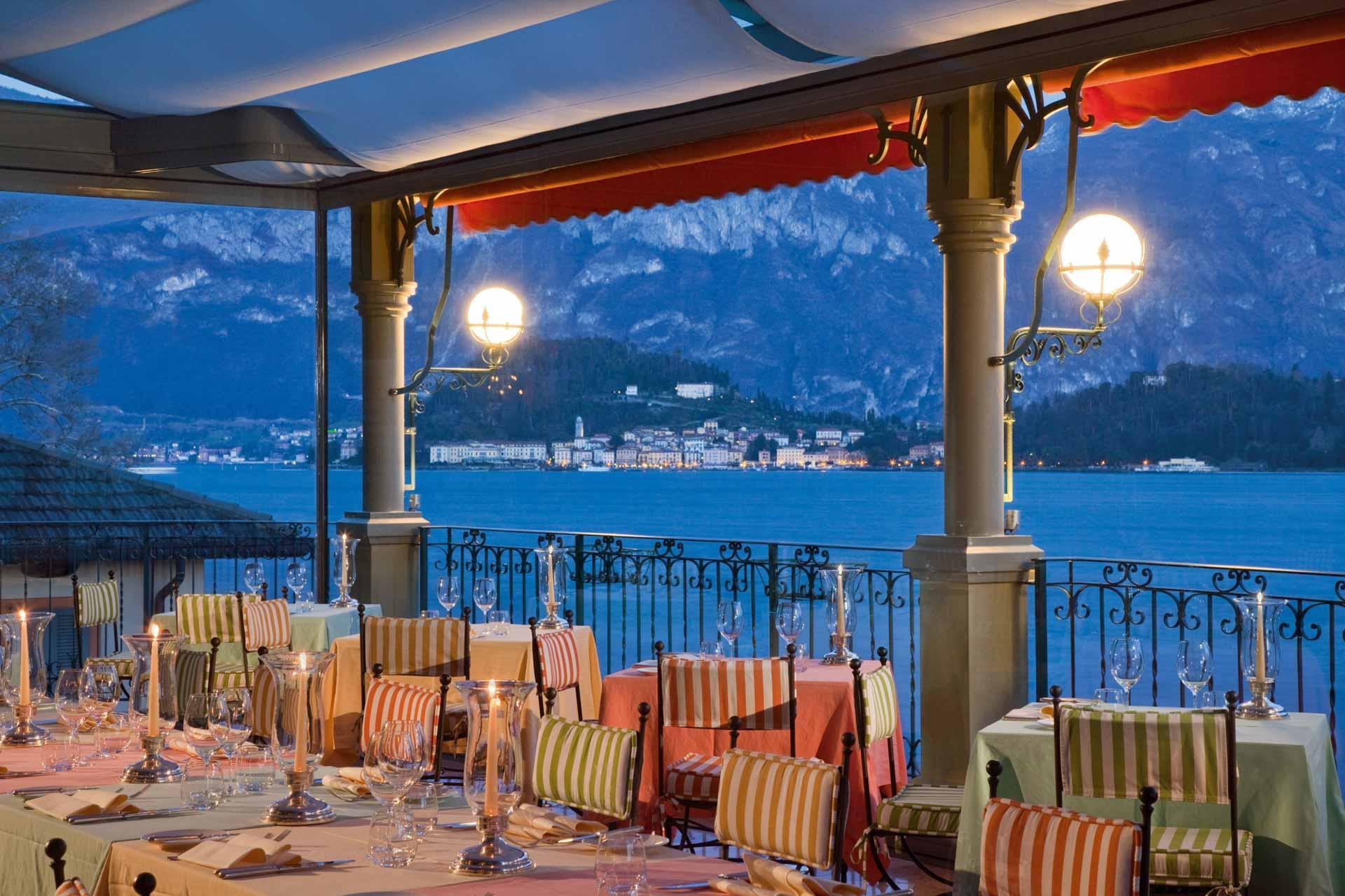 La Terrazza Gualtiero Marchesi © Grand Hotel Tremezzo