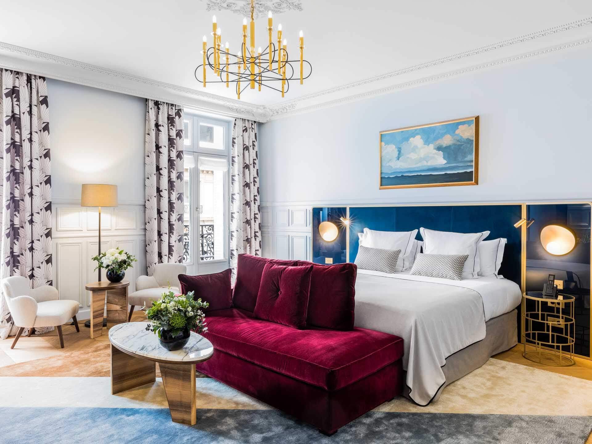 Prestige Junior Suite à l'hôtel Grand Powers © DR