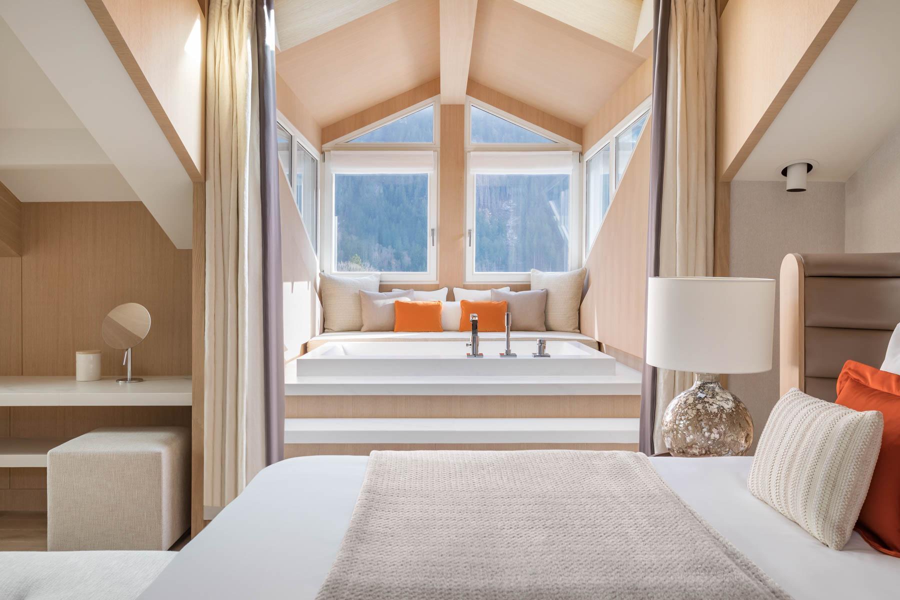 Suite Penthouse © Fabrice Rembert