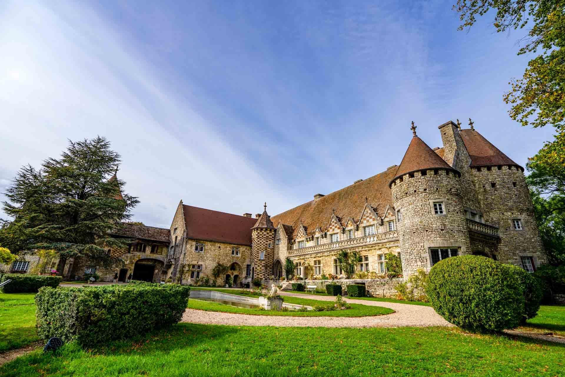 Château d'Hattonchâtel © Artipair