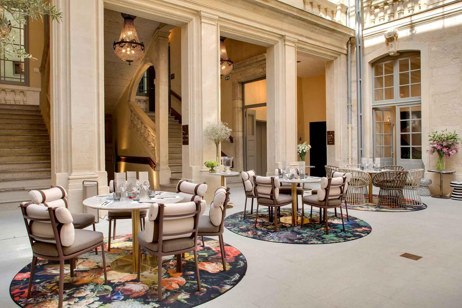 Hôtel Richer de Belleval — La Canourgue © Agence Sweep Jérôme Mondière