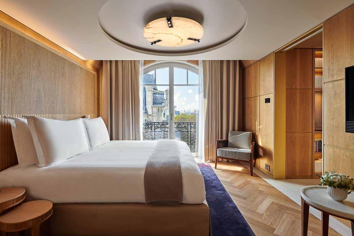 Hôtel Lutetia - Chambre © DR