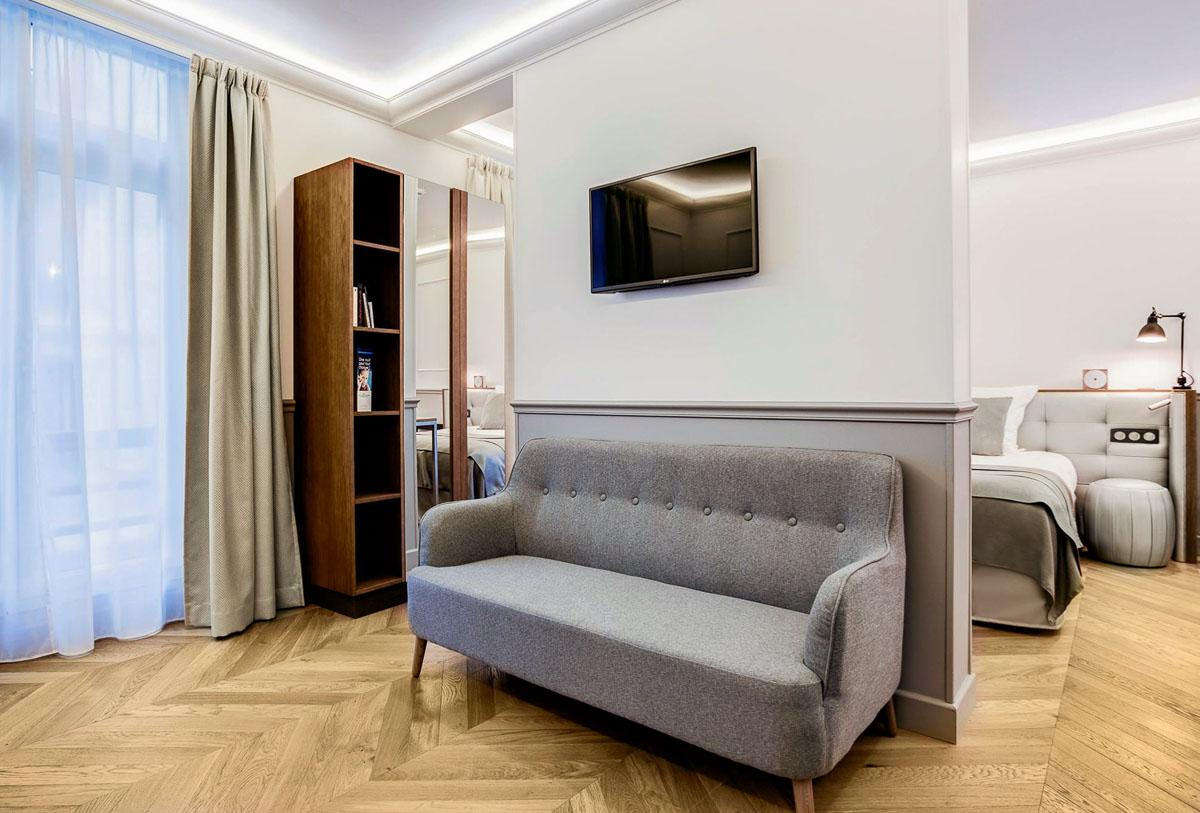 Suite Lafayette à l'Hôtel Petit Lafayette © DR
