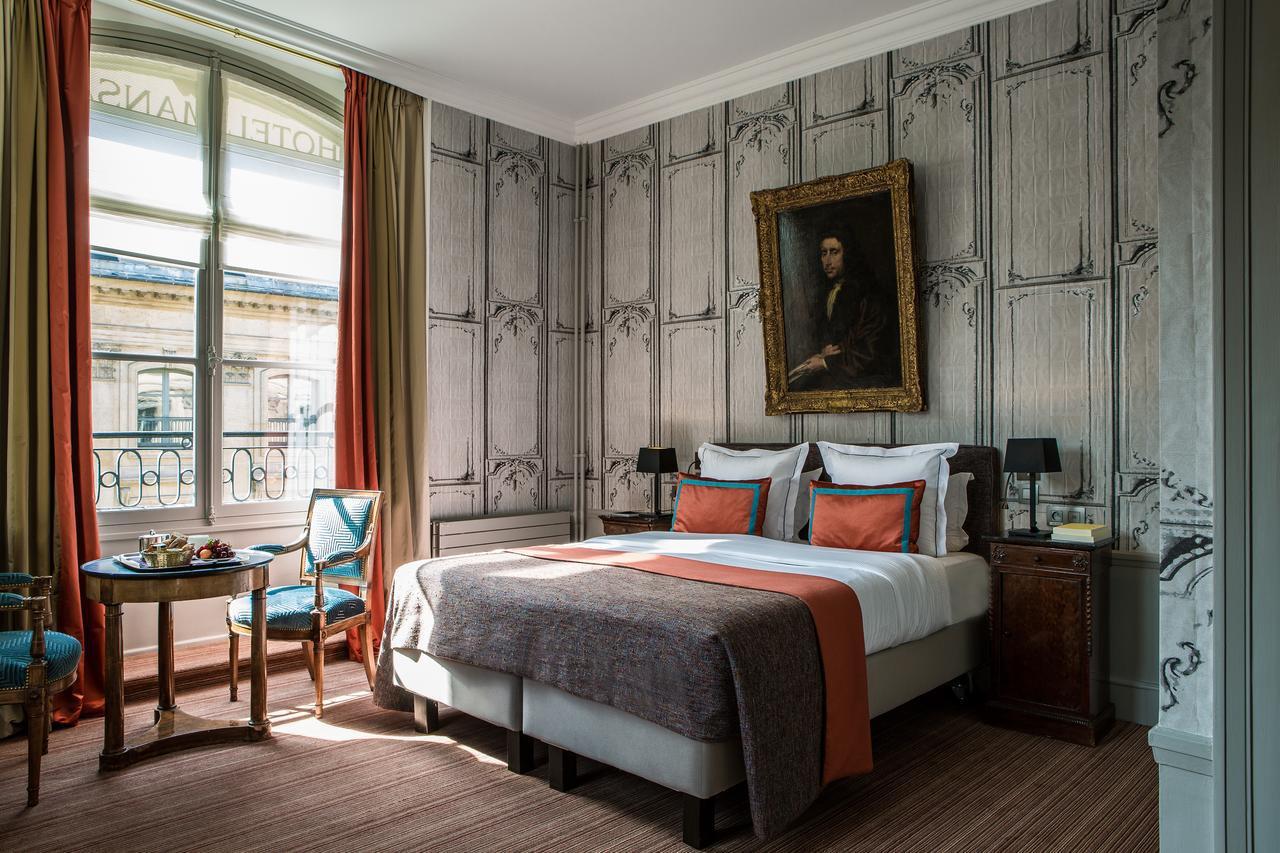 Hôtel Le Mansart ©Gilles Trillard et Yann Monel.