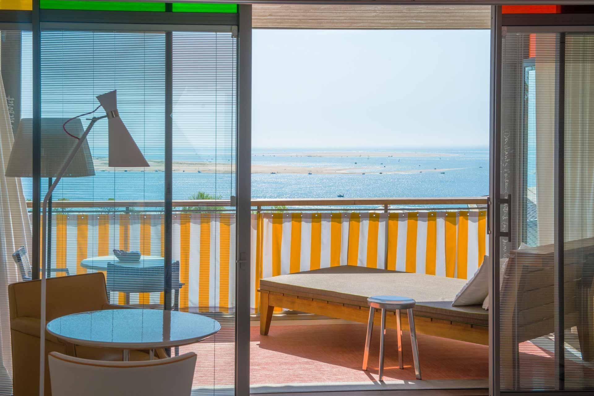 Chambre chez La Co(o)rniche © DR