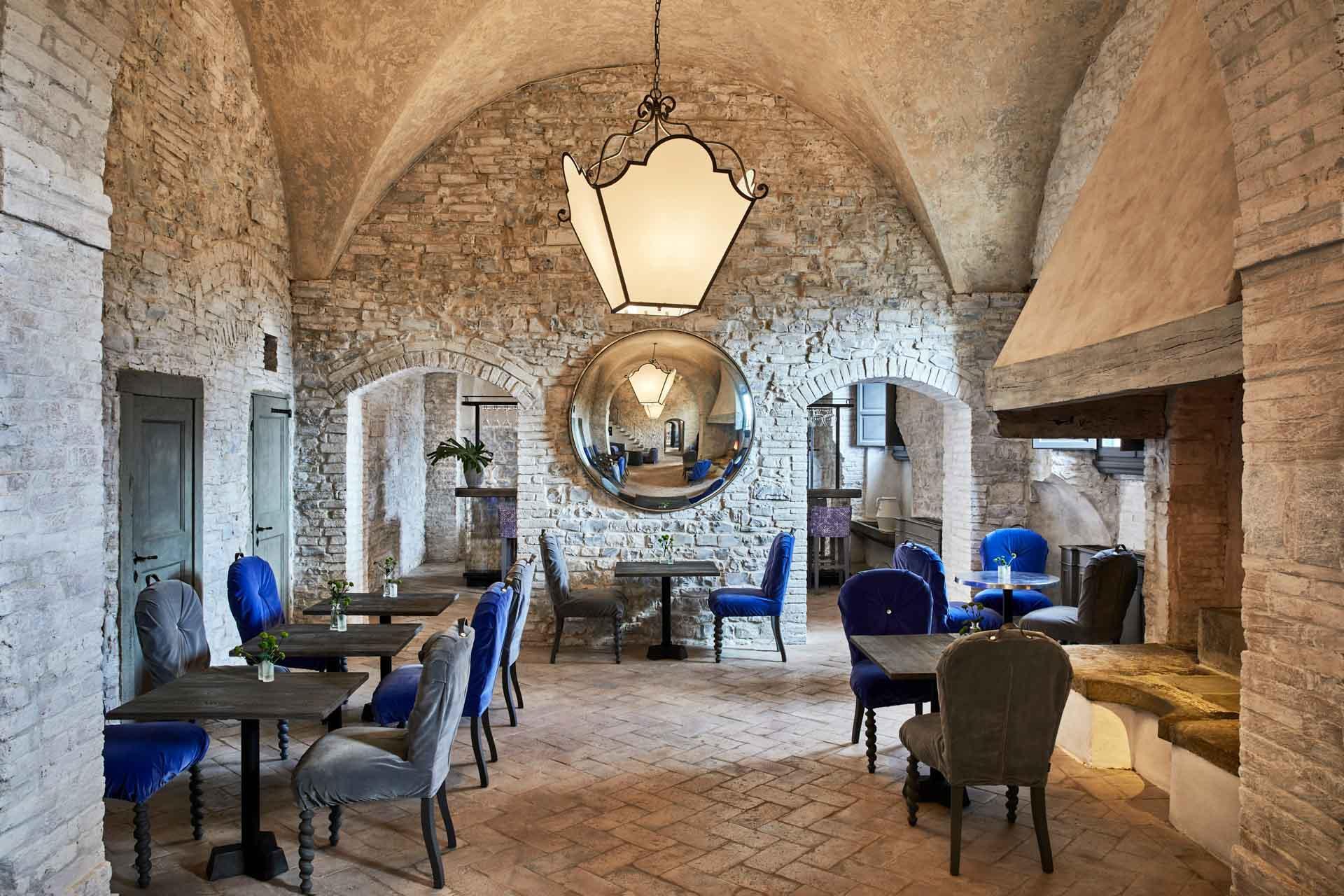 Restaurant La Taverna © COMO Hotels & Resorts