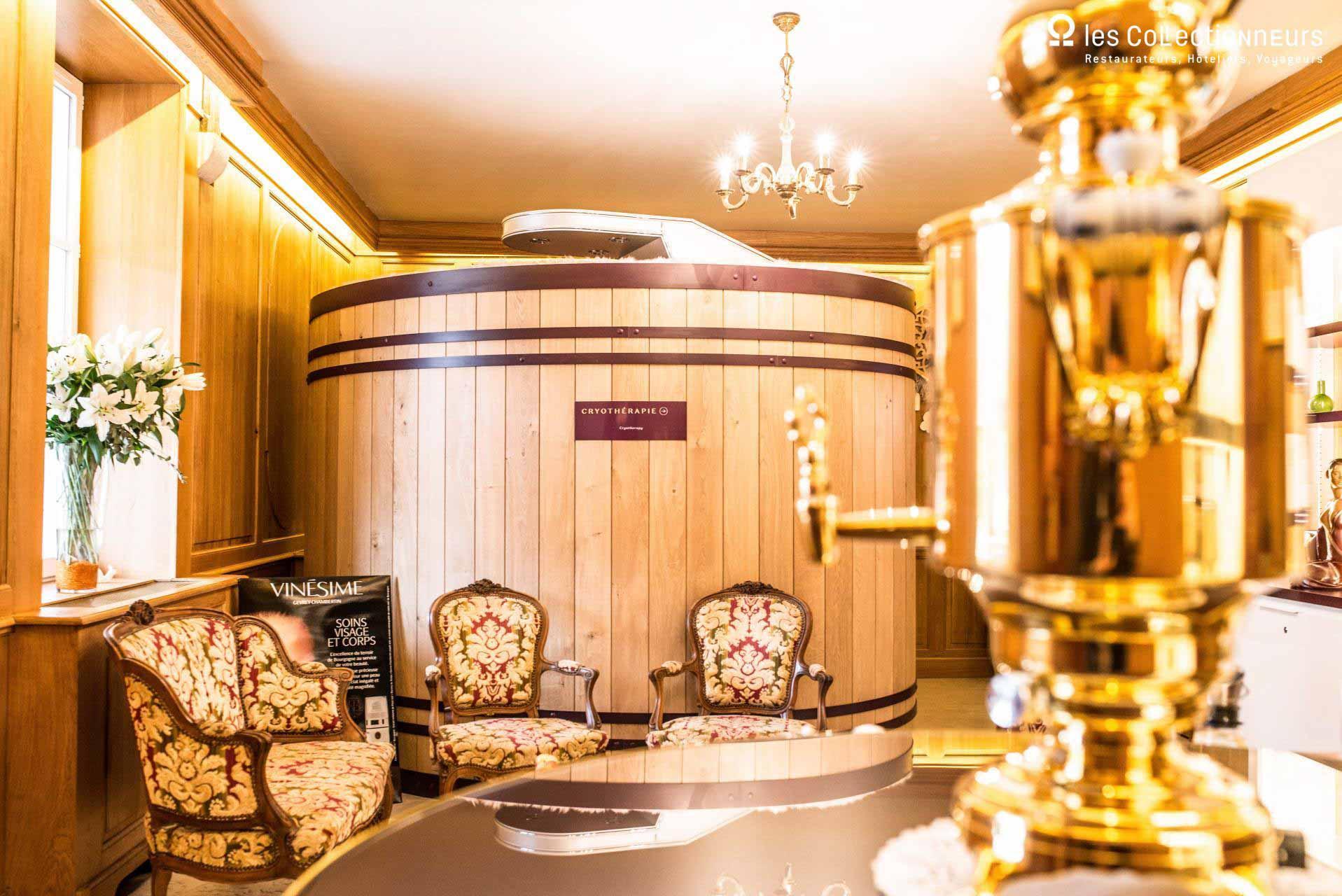 Le Cep & SPA Marie de Bourgogne — Vinothérapie © Les Collectionneurs