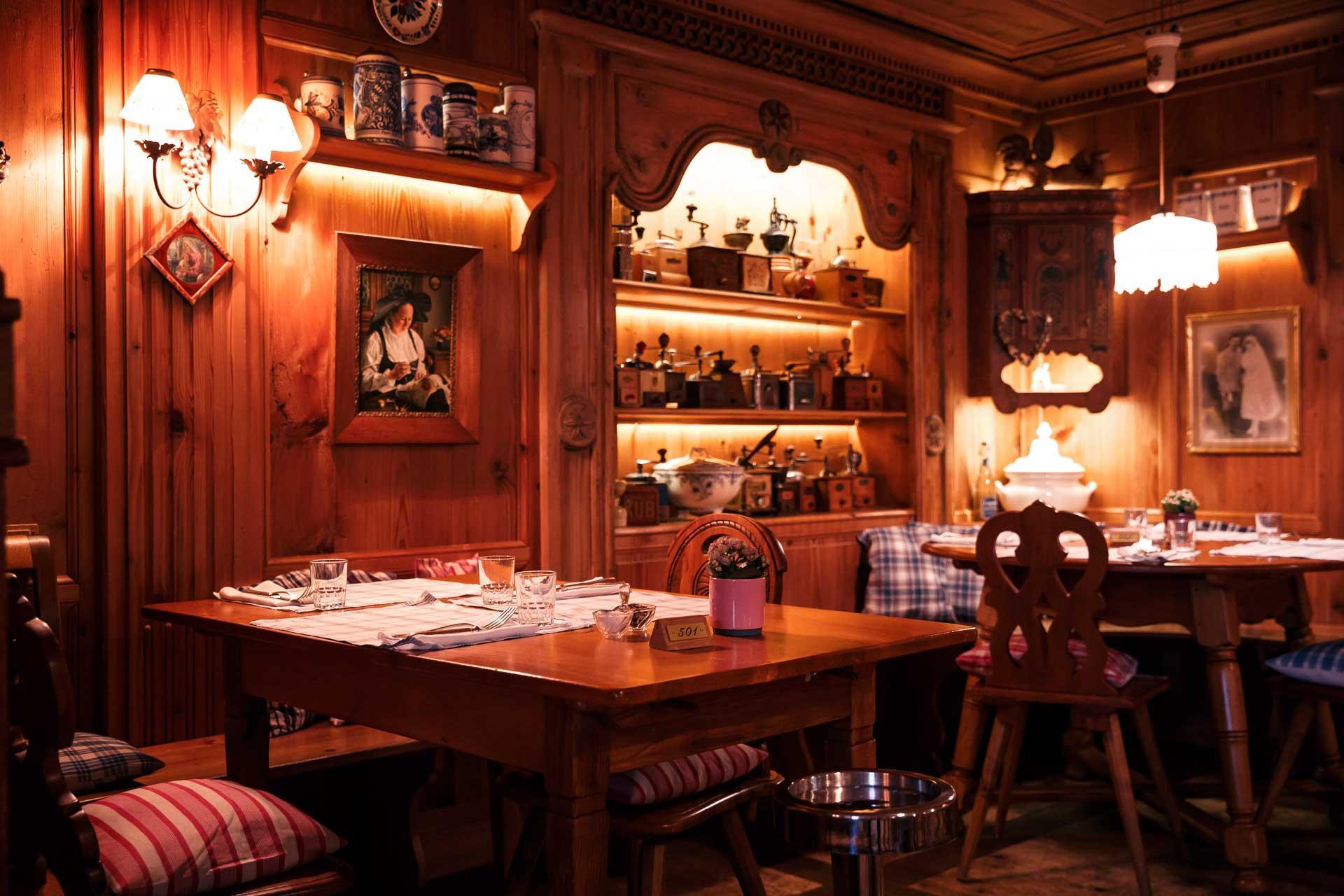 Restaurant La Stub au Parc Hotel Obernai © DR