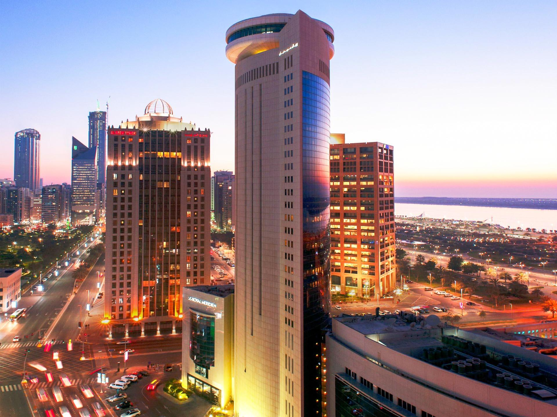 Vol Hotel Abu Dhabi