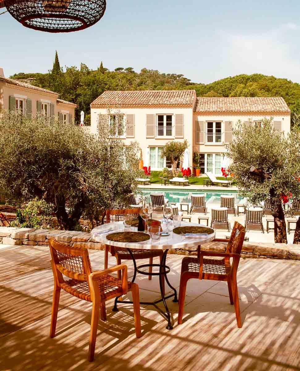 Lou Pinet Saint-Tropez © Matthieu Salvaing