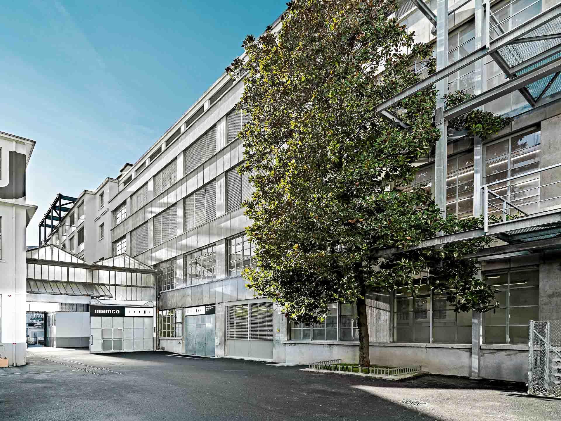 Le Musée d'Art moderne et contemporain de Genève, aussi appelé MAMCO © MAMCO Genève