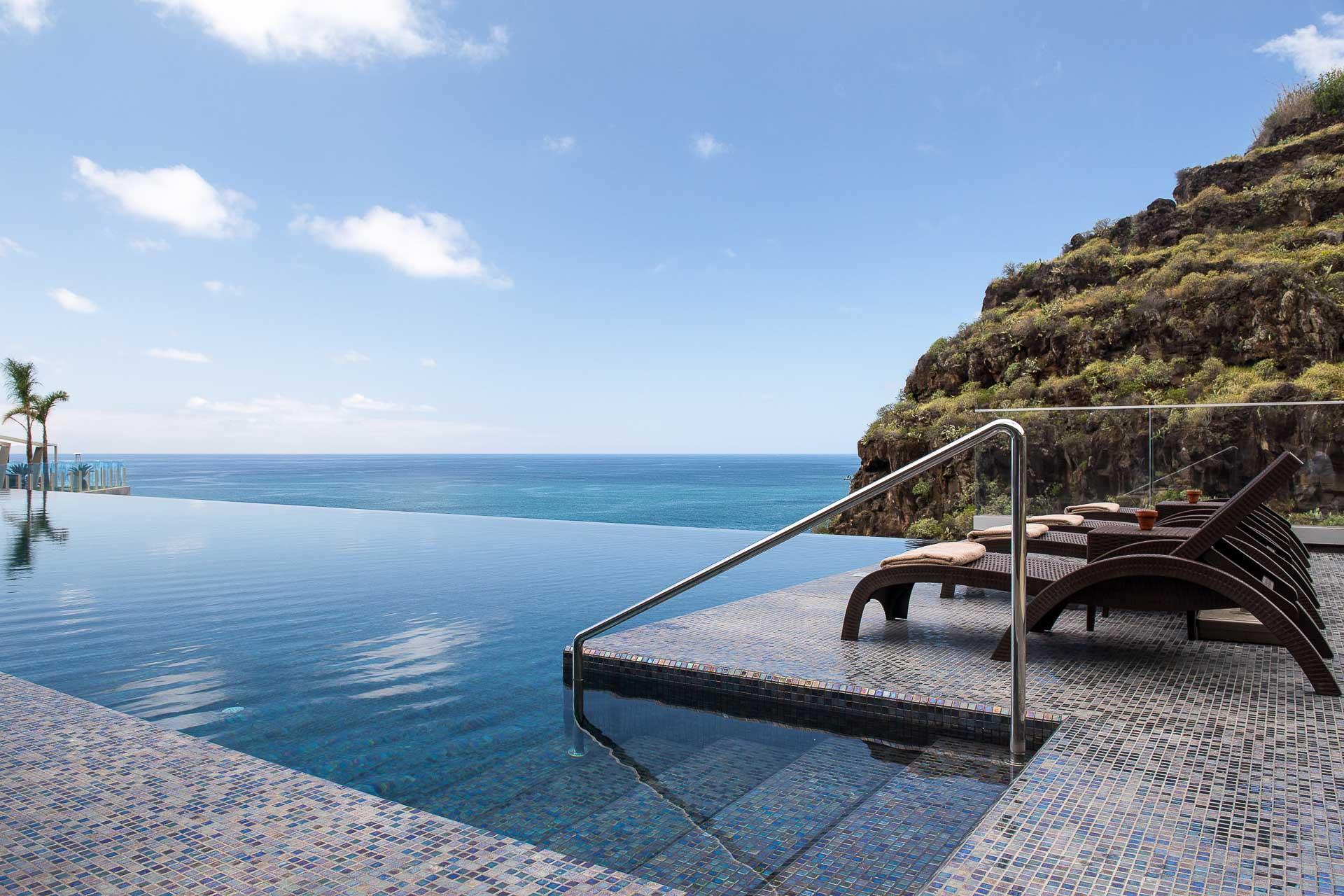 Infinity Pool au Savoy Saccharum. © DR