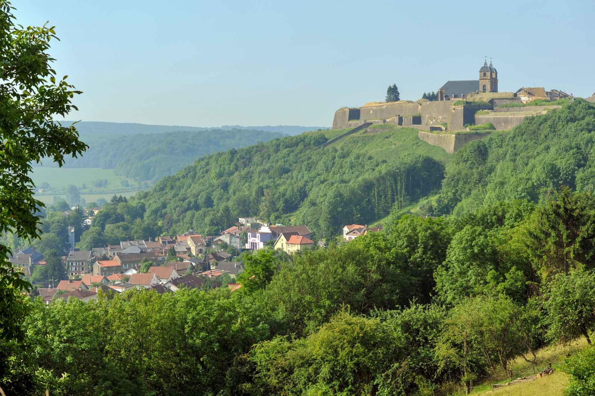 La citadelle de Montmédy © La Lorraine gaumaise - Michel Laurent