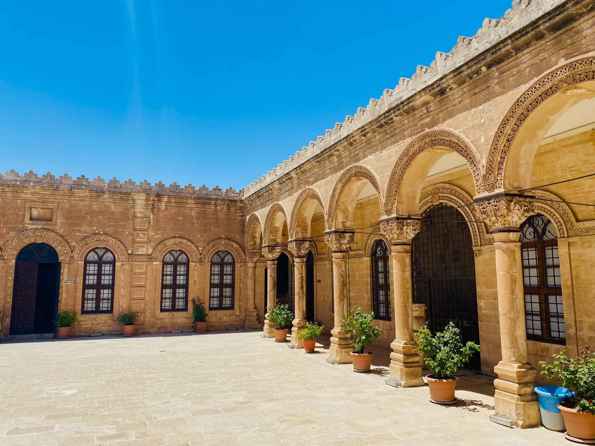 Musée archéologique de Mardin © Emmanuel Laveran